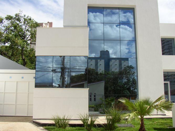 Excepcional Salas para Escritórios - Av. Fillinto Muller - Cuiabá-MT - Obras  LU58
